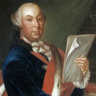 Portrait of Duke Carl Eugen von Württemberg. Image: Landesmedienzentrum Baden-Württemberg, Dieter Jäger