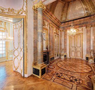 Schloss Solitude, Marmorsaal