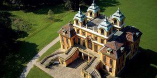 Schloss Favorite in Ludwigsburg