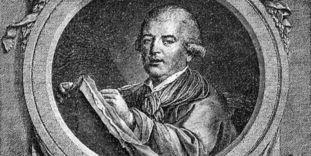 Nicolas Guibal (1725 – 1784), Porträt um 1750