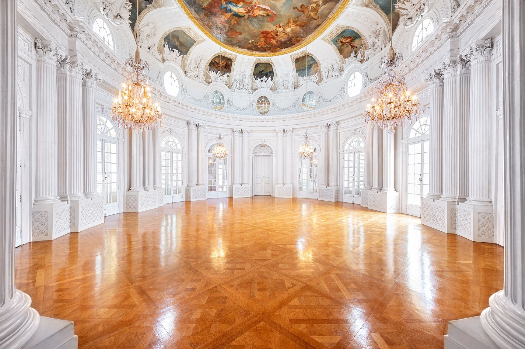 Weißer Saal