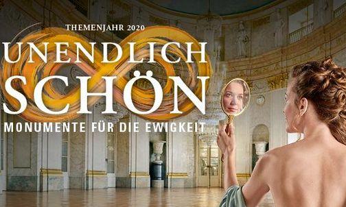 Motiv der Staatlichen Schlösser und Gärten Baden-Württemberg zum Themenjahr 2020
